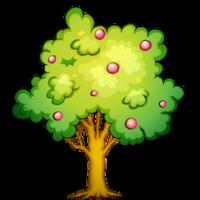 apple-fruit-tree-clipart