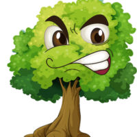 angry-face-tree-clipart