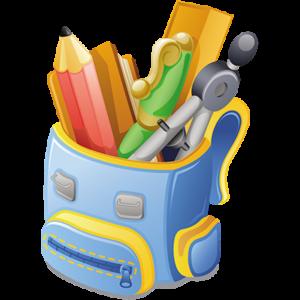 school_stationary_bag_free_download