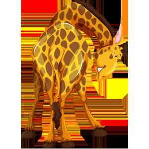 free_download_big_cartoon_giraffe_animal_clipart