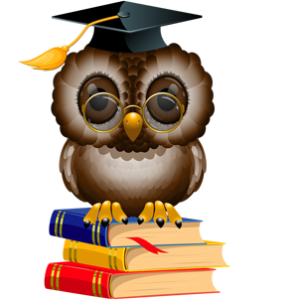 free_download_cartoon_owl_with_books_school_clipart
