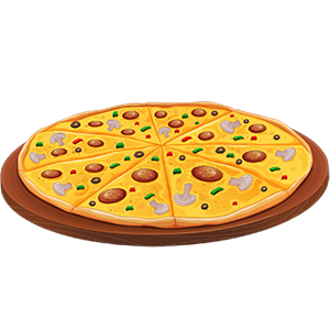 vector_large_non_veg_pizza_clipart_png