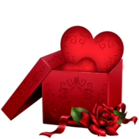 free_download_red_heart_and_rose_gift_box_clipart