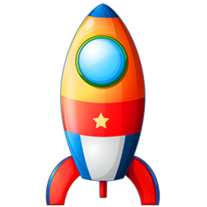 download-beautiful-cartoon-rocket-kids-free-clipart