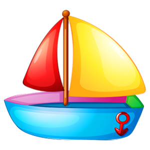 download-colorful-cartoon-boat-kids-free-clipart