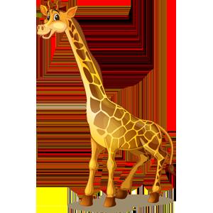 free-download-long-neck-cute-giraffe-animal-clipart